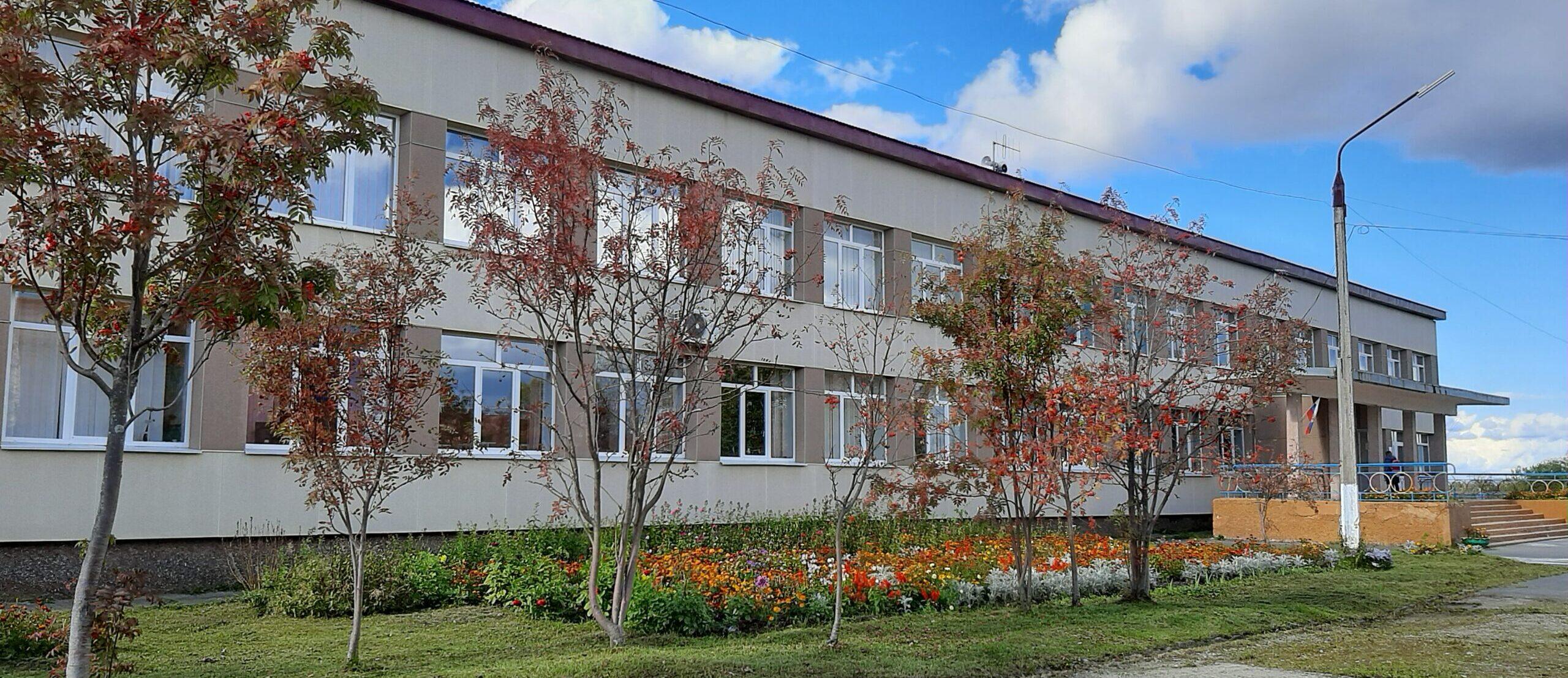 МБОУ «Средняя общеобразовательная школа № 4 с. Таранай»